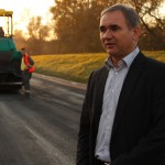 Premijer Klaić obilazi gradilište na cesti R 464